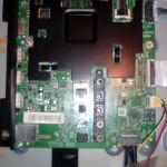 Tv samsung smart UE43J5500AW για ανταλλακτικα