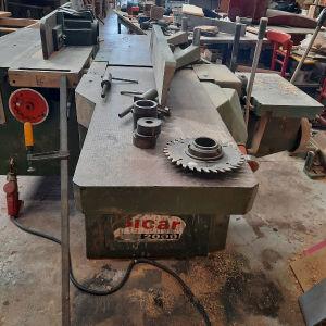 ξυλουργικα μηχανήματα