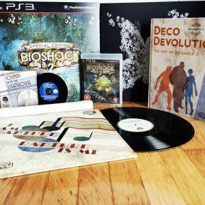 BioShock 2 Special Edition PS3 (ΣΦΡΑΓΙΣΜΕΝΟ ΔΙΣΚΑΚΙ)