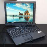HP compaq tc4400 /ΑΦΗΣ /CORE 2 DUO/4GB RAM/256gb HDD/12.1