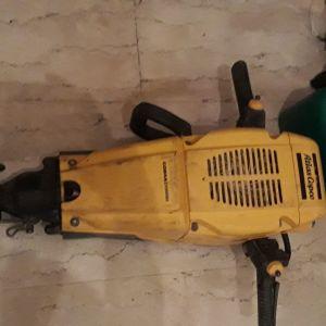 Βενζινοκίνητη αεροσφύρα Cobra Combi σε άριστη κατάσταση με ελάχιστες ώρες χρήσης με ανταλλακτικό διάτρησης