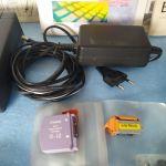 φορητος εγχρωμος color bubble jet printer/scanner.εκτυπωτης/σαρωτης, CANON BJC-80 MADE IN JAPAN.