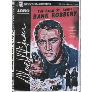 DVD / THE GREAT ST. LOUIS BANK ROBBERY  / ORIGINAL DVD