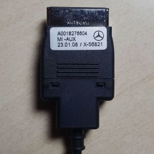 AOO18276604 Mercedes Benz MI AUX Cable - Adapter