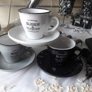 Καινουρια φλυτζανια καφε
