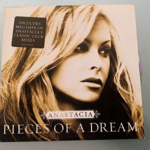 Anastacia - Pieces of a dream αυθεντικό card cd single
