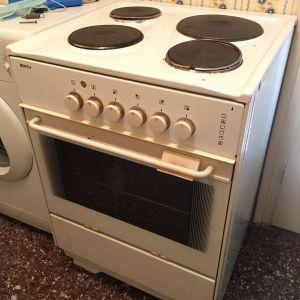 ΘΕΣΣΑΛΟΝΙΚΗ -  Ηλεκτρική κουζίνα Bosch Λευκό