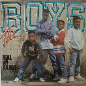 "BOYS""DIAL MY HEART"" - MAXI SINGLE"