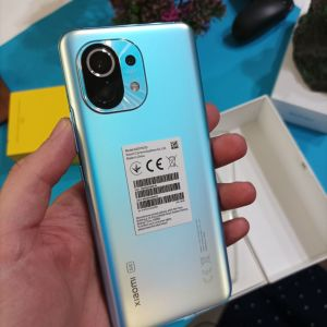 Xiaomi Mi 11 Ολοκαίνουργιο σε Μπλε!!