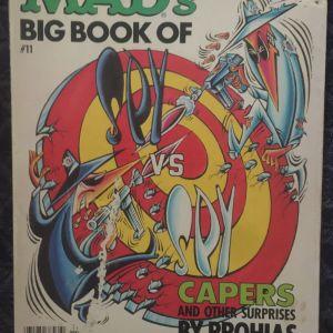 MAD BIG BOOK Spy vs Spy