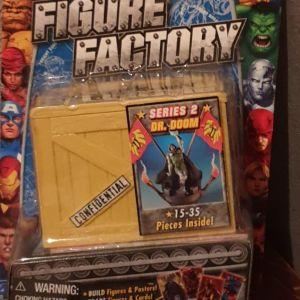 MARVEL HEROES FIGURE FACTORY SERIES 2