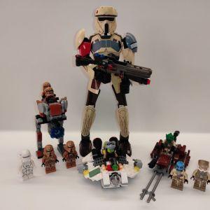 LEGO Starwars lot