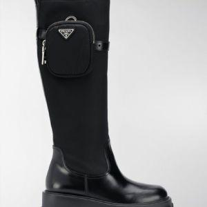 Prada boots 37