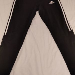 Adidas Track Suit Trousers Black