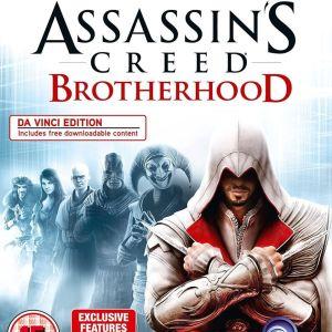 Assassin's Creed Brotherhood Da Vinci Edition για PS3
