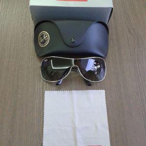 Καινούρια γνήσια γυαλιά ηλίου RAYBAN 3211 003/8G - LARGE UNISEX