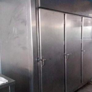 Ψυγείο Inox Συντήρησης