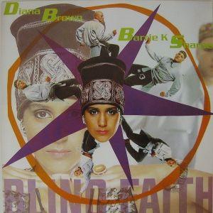 """DIANA BROWN & Barrie K Sharpe""""BLIND FAITH"""" - MAXI SINGLE"""