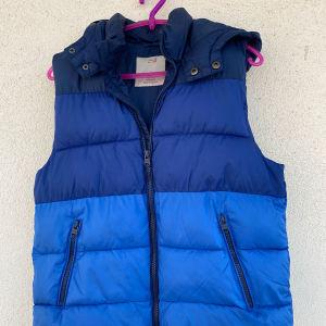 Παιδικο αμάνικο μπουφάν Zara 11/12 152 cm