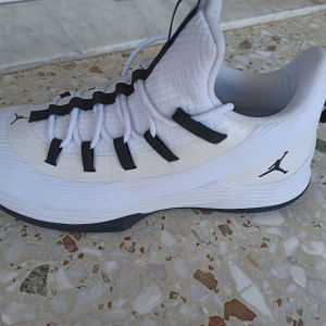 Jordan Men's Ultra Fly 2 Low AH8110-100 White
