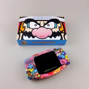 Nintendo Game Boy Advance GBA IPS V2 Wario Land Edition