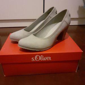 Παπουτσια με τακουνι  s.oliver
