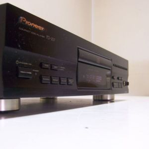 Pioneer - PD-207 - CD Player