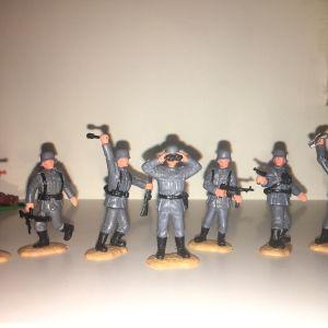 7 διαφορετικά στρατιωτακια της Timpo