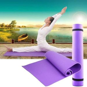 Eva Yoga Mat Eco-Friendly Στρώμα Γυμναστικής Ιδανικό για Yoga & Pilates