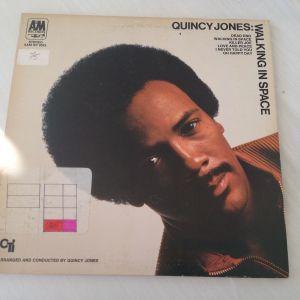 Quincy Jones: Walking in Space - Δίσκος Βινυλίου