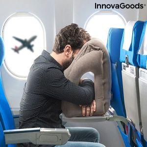 Μπροστινό φουσκωτό μαξιλάρι ταξιδιού Snoozy InnovaGoods