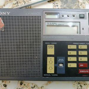 RADIO SONY ICF 7600 DSMADE IN JAPAN