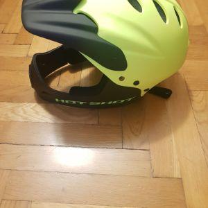 Κράνος ποδηλάτου full face