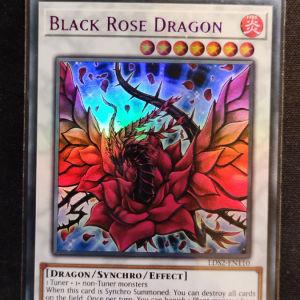 Black Rose Dragon Ultra Rare