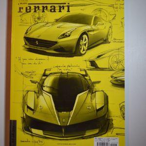 Περιοδικό αυτοκινήτου Ferrari - yearbook 2014 (συλλεκτική έκδοση)