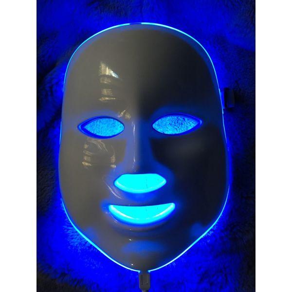LED maska fototherapias