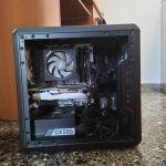 Ryzen 5 1600 + GTX 1050ti Gaming PC