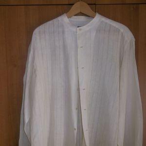 λινα πουκαμισα man & manetti τεμαχια '3 '