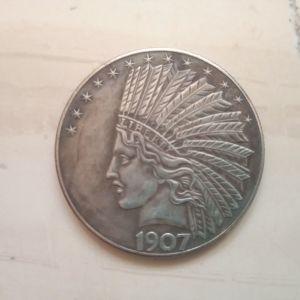 United States of America ten dollars 1907
