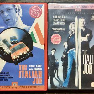 2 Original DvD - Italian Job ( Old and New )