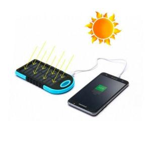 Ηλιακός αδιάβροχος φορτιστής κινητού