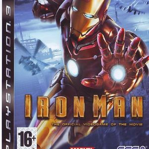 IRON MAN - PS3