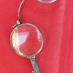 γυαλιά θεάτρου πόλι παλιά Ασιμενια με σμάλτο σε άριστη κατάσταση