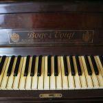 Κλασικό πιάνο Bogs & Voigt