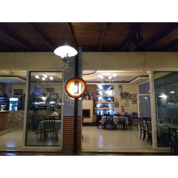 polite ikima - estiatorio - exoplismos - 200t.m. Dwelling-restaurant-equipment 200 sq.m. for sale