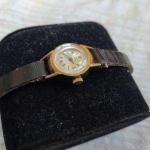 EDOX  Swiss made.  Πολύ μικρό κουρδιστό ρολόι.