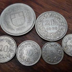 ελβετικά φράγκα