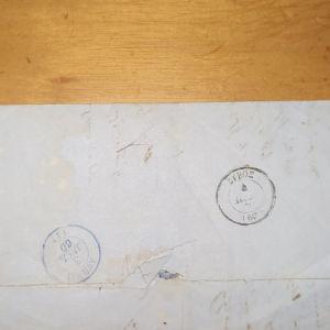 Γράμμα του 1860