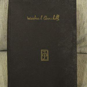 Βιβλίο ''ΤΑ ΑΠΟΜΝΗΜΟΝΕΥΜΑΤΑ ΤΟΥ ΤΣΩΡΤΣΙΛ'' έκδοση του 1954 σκληρόδετο εξώφυλλο 500 σελίδες σε άριστη κατάσταση.