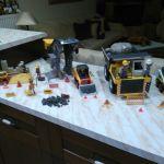 playmobil-εργάτες σε εργοτάξιο